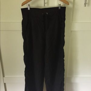Athleta Wide leg Linen pants